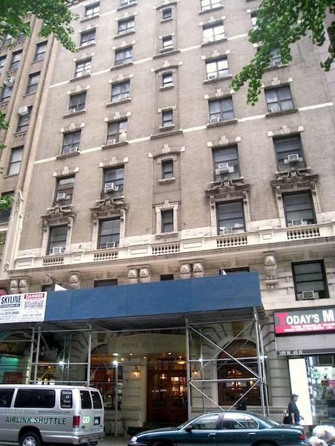 James New York: Hotel St. James, New York